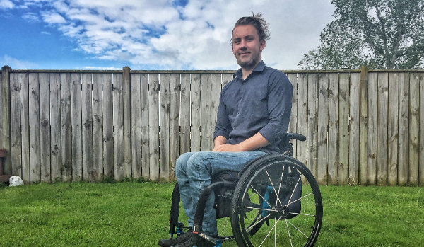Disabled Taranaki athlete selected for youth council to help encourage others