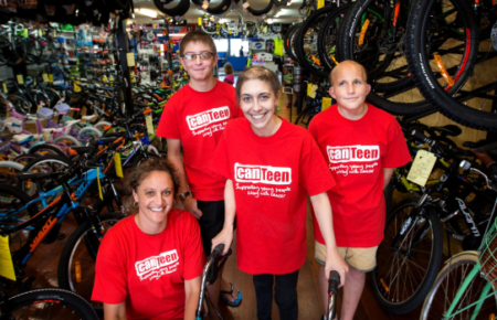 Cancer survivors to take on Round the Mountain Cycle Challenge