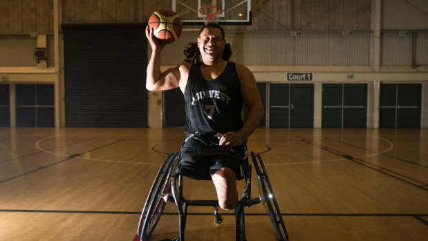 Oceania champs beckon Taranaki wheelchair basketballer