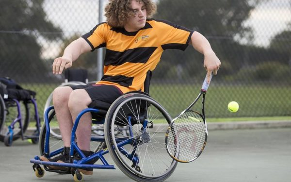 HALBERG JNR DISABILITY GAMES